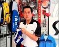羽毛球实用技术02如何选择羽毛球运动服装陈伟华