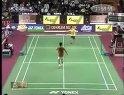 2007世界羽毛球超级联赛印尼公开赛 男单决赛 李宗伟VS鲍春来