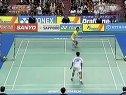 羽毛球比赛;男单;李崇伟;陶菲克