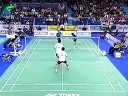 羽毛球比赛;男双;蔡赟;傅海峰;郑在成;李龙大