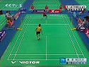 羽毛球比赛;男单;陈金;龚伟杰
