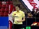 2008年瑞士羽毛球公开赛决赛谢杏芳VS张宁