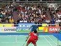2007年日本羽毛球公开赛男单半决赛李崇伟VS林丹(英语解说)