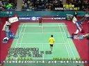 2006年多哈亚运会羽毛球男单第三场陈金VS西蒙