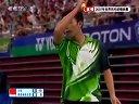 2007年世界羽毛球锦标赛男单4强赛陈侑VS苏西洛