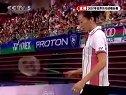 2007年世界羽毛球锦标赛女单半决赛王晨VS张宁