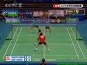 2007年世界羽毛球锦标赛混双4强赛林培雷玛丽萨VS罗布森埃姆斯