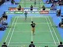 2006年汤姆斯杯羽毛球赛4分之1决赛李宗伟VS李铉一