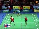 2007全英羽毛球公开赛.郑波高凌VS罗伯森艾姆斯