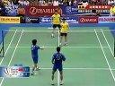 2008年汤姆斯杯羽毛球赛决赛郭振东谢中博VS李在珍黄智万