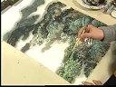 徐建明山水画法 6深远构图