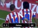 法尔考梅开二度,马德里竞技客场4比2胜皇家贝蒂斯