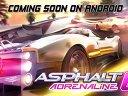 GAMELOFT安卓平台赛车游戏《狂野飙车6 Asphalt6》官方宣传片