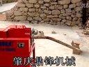 钢管矫直脚手架钢管调直除锈刷油漆机械设备-2016最新视频