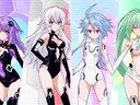 【PV】超次元游戏:海王星