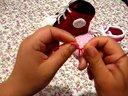 温暖你心毛线店 第120集宝宝鞋底的钩法手工钩编儿童学步鞋