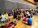2013.7.10 上海市青少年 羽毛球锦标赛 花絮 1 十项赛