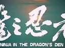 香港经典老电影--【龙之忍者】·1982
