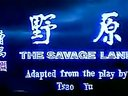 中国老电影《原野》港南海1981年