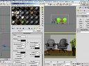 vray高级渲染教程-工业产品设计-皮革沙发