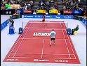 2007国际羽联超级系列赛瑞士羽毛球公开赛半决赛陈金V盖德