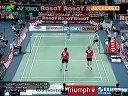 2008年汤姆斯杯亚洲区预赛古健杰陈文宏VS苏凯特帕卡莫尔