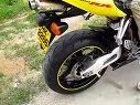 2005年CBR1000R黄色,试车视频