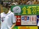 2004年全国青年羽毛球锦标赛决赛