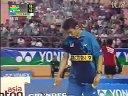 2006年亚洲羽毛球锦标赛男单半决赛李宗伟VS朴成焕