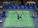 2009年苏迪曼杯羽毛球混合团体锦标赛决赛中国VS韩国(1)