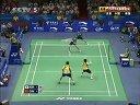 2009年苏迪曼杯羽毛球混合团体锦标赛决赛中国VS韩国(2)