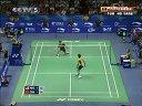 2009年苏迪曼杯羽毛球混合团体锦标赛半决赛中国VS马来西亚(2)
