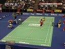 2009年瑞士羽毛球公开赛.半决赛.林丹vs陈金(高清)b