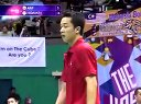 陶菲克VS阿里夫 亚通杯东南亚羽毛球男团 爱羽客羽毛球网