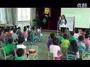 幼儿园大班音乐优质课视频《打击乐――喜洋洋》王老师