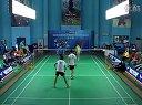 2011VICTOR全国业余羽毛球双打混合团体邀请赛总决赛——第一场男双