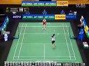 2012年马来西亚羽毛球黄金大奖赛女单决赛 恩布鲁庞-高桥早矢香