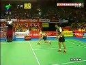 2009年印尼羽毛球超级赛 男双 决赛 蔡赟付海峰VS李龙大郑在成