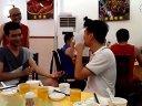 清澜电厂第一届羽毛球赛 聚餐
