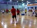 2012年MGC第六届羽毛球联赛  6决赛  机械二课对机械一课 2