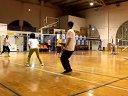 天津海地羽毛球活动站视频1