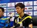 120525 湯姆斯杯半決賽 賽後記者會 李龍大 (韓語英譯)