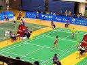 全国大学生羽毛球超级赛 华农体育馆