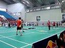 """2012年""""羽林争霸""""红牛杯 上海总决赛 羽成VS博宽浦东2队 男双"""