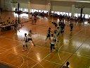 2012上海联盟杯全国业余排球赛UN联合队对上海朝日