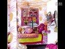 甜美可爱的公主儿童房装修效果图大全2012图片