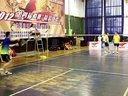 2012索牌羽毛球比赛视频  袁怡罗亮VS白瑞亿胡锦宇 18:21 20 :22 —运动天视频