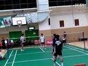大學生羽毛球邀請賽選段 20120723 - 1
