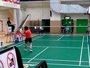 大學生羽毛球邀請賽選段 20120723 - 4