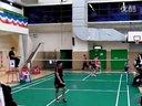 大學生羽毛球邀請賽選段 20120723 - 5